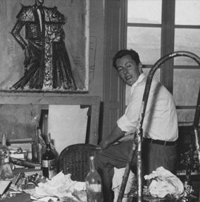 Bernard Buffet, peintre expressionniste