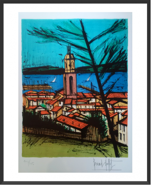 Buffet_Saint Tropez_1978