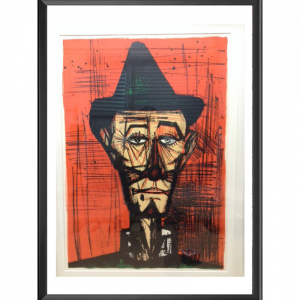 Un clown par Bernard Buffet