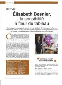 Arts Magazine Avril 2017 E.Besnier 1