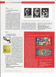 Arts Magazine Juin 2017 Jehan