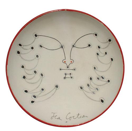 Cocteau-Le-genie-des-bois-Ceramique
