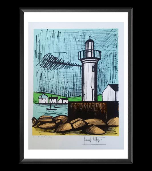 Le phare de Guilvinec