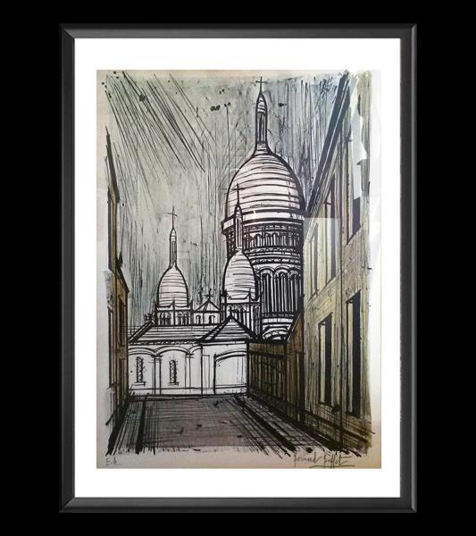 Le Sacré Coeur, Montmartre