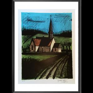 L'église de Lorleau (2ème état)