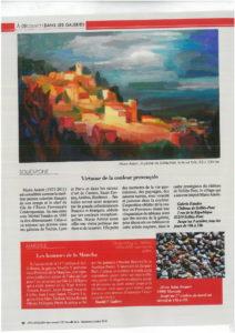 Arts Mag  sept oct 2018  article