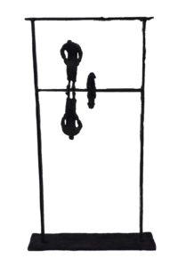GERARD-BECUWE Marie-Laure Narcisses II 25 x 45 x 5 cm